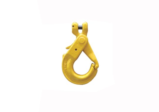 G80 New Clevis Self-Locking Hook